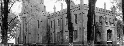 May 27, 1973 - one of the oldest university buildings in Alabama was destroyed by a tornado