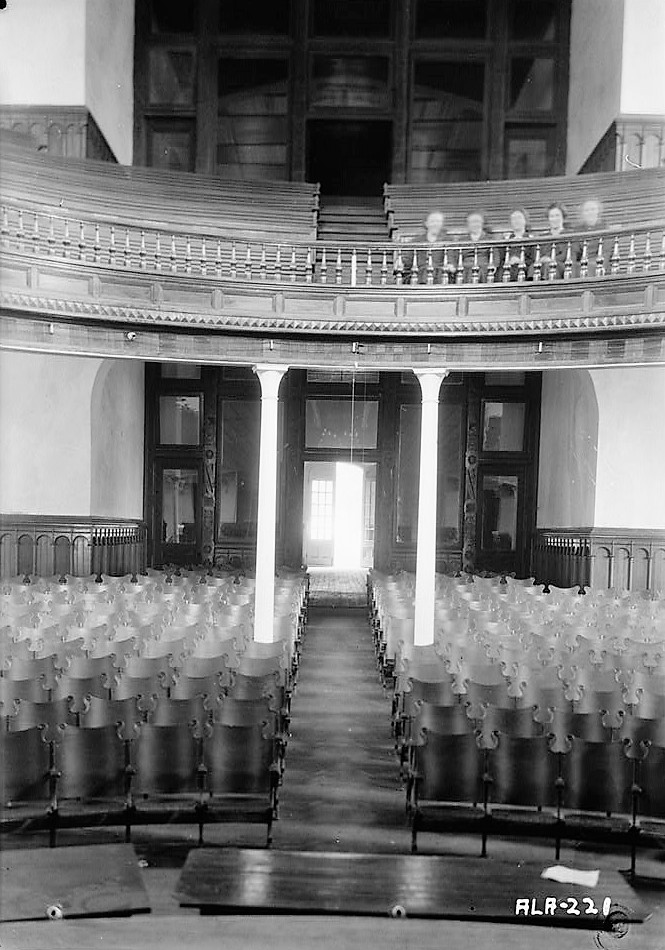 alex-bush-photographer-april-8-1935-view-from-stage-toward-north-main-floor-old-southern-university-university-avenue-college-street-greensboro