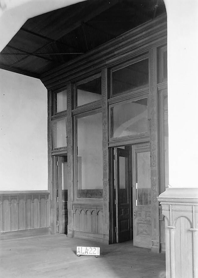 alex-bush-photographer-july-31-1936-north-wall-of-auditorium-second-floor-old-southern-university-university-avenue-college-street-greensboro-ha