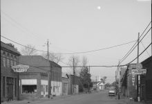 Blocton/West Blocton, Alabama – sister towns that grew out of the industrial revolution