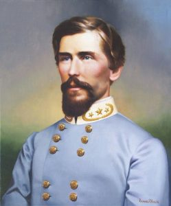 cleburne-painting-of-major-general-patrick-ronaynen-cleburne