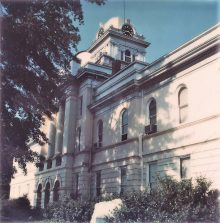 PATRON – Cleburne County officers on March 26, 1891