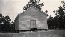 Patron+ Good Ole Days – Teaching in Alabama in 1870s was quite an experience!