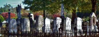 PATRON - These transcriptions from Evergreen Cemetery include many pioneers of Tuscaloosa