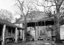 "Magnolia Grove, Greensboro, old home of Richard Pearson Hobson of ""The Sinking of the Merrimac"" fame"