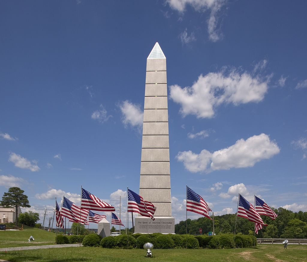 Monument to the Spirit of American Citizenship