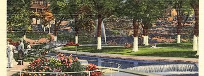 UPDATED WITH PODCAST PATRON + Did you know that Huntsville, Alabama has the distinction of having the oldest public water system in the United States west of the Appalachians?