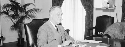 Amazing prediction made in 1931 that a woman who would be elected to executive office would be from Arkansas – see news article.
