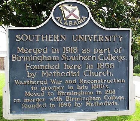 southern-university-historical-marker
