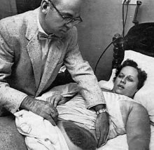 Meteorite hit woman November 30, 1954 and ruined the rest of her life