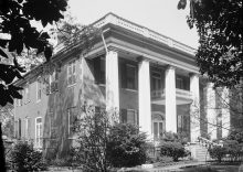 On March 4, 1875  the Battle House in Tuscaloosa was sold