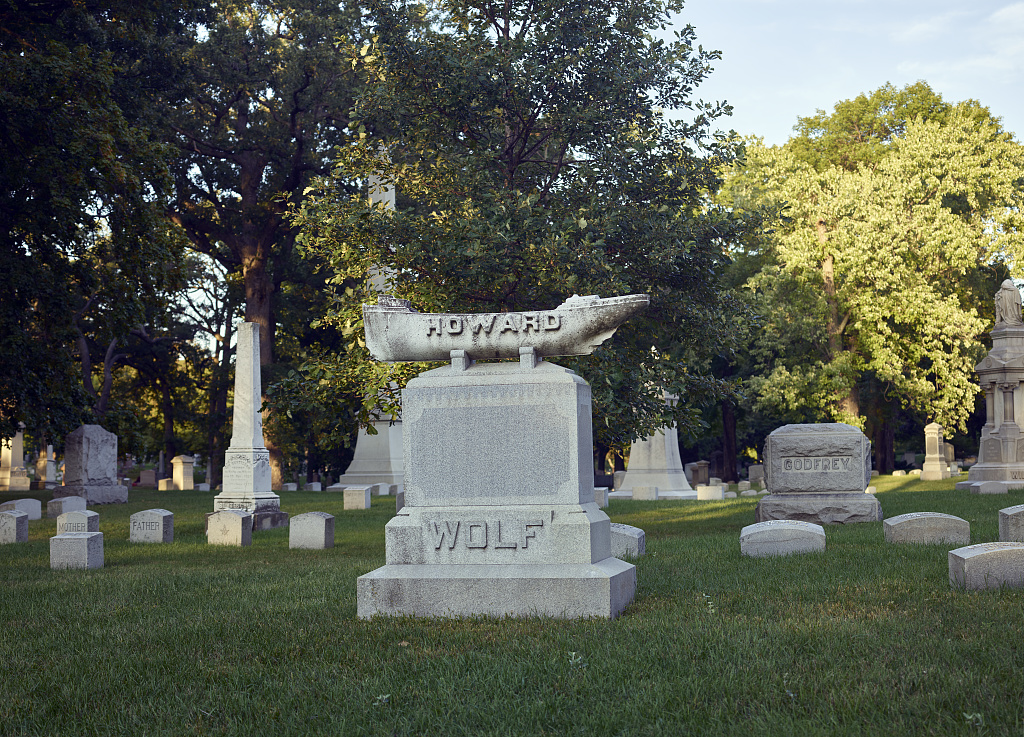PATRON+ TOMBSTONE TUESDAY: Some people believed in engraving their trades on their tombstones.