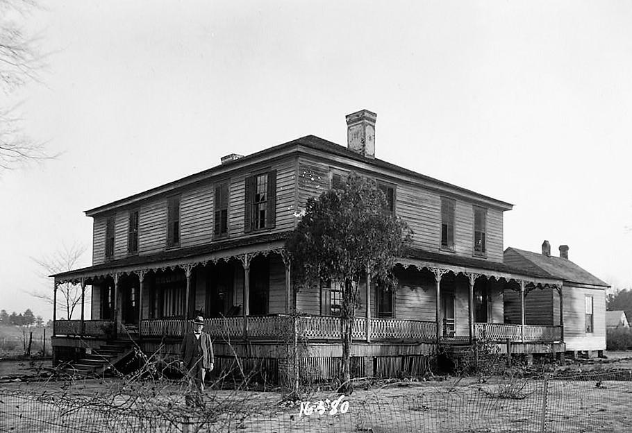 On Feb. 9, 1903, Alabama's last county, Houston County, was created