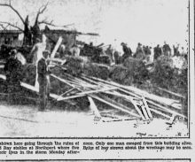 MONDAY MUSINGS: Many tornadoes have taken the same path through Tuscaloosa according to this 1880 anecdote