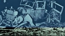 Amazing find –  1932 film of the Alabama aftermath of the massive tornado outbreak that killed possibly 300 people in Alabama on March 21, 1932