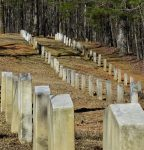April 16, 1866, a committee was formed to retrieve the dead after the Civil War