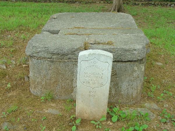 PATRON + Centre, Cherokee County, Alabama – near the home of Chief Pathkiller