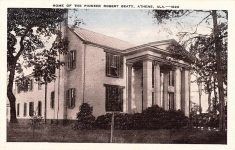 Limestone County, Alabama pioneers were of good quality