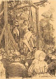 Patron – Murderer John R. Hardinn captured in Shelby County in 1851