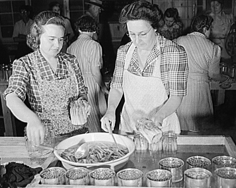PATRON + RECIPE WEDNESDAY: Burpee tin can sealers – changed the way some women canned food