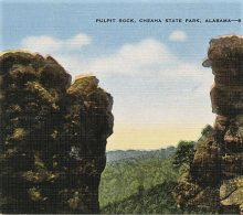 PATRON + Have you ever heard the legend of Pulpit Rock?