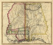 Patron+ TWO HUNDRED YEARS AGO: Alabama land was being sold in Milledgeville, Georgia