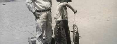 PATRON + The run of the Red Horse - an Alabama fishing experience that no longer exists