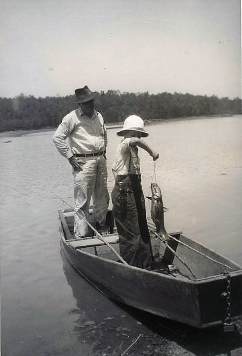 PATRON + The run of the Red Horse – an Alabama fishing experience that no longer exists