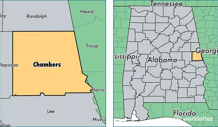 Lafayette In Chambers County Alabama Had Many Names