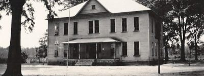 The story of the bachelor on the hill in Pollard, Alabama in 1939