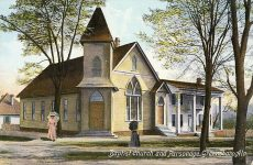 [Many surnames] Baptist denomination was among the earliest in Greensboro, Hale County, Alabama area
