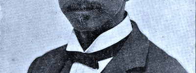 PATRON - Here are many biographies of early African American Baptists published in 1896
