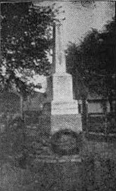 PATRON+GOOD OLE DAYS: April 26, 1872 - the Confederate Monument was dedicated in Greensboro for soldiers lost in Civil War
