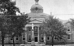 On February 28, 1868, the Greensboro, Alabama fire company was formed