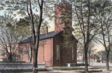Mr. Hunter, a Presbyterian minister preached in Greensboro, Alabama before 1822