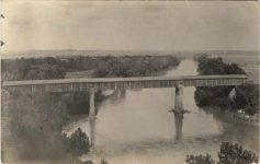 Native American tribes of Eufaula, Alabama in 1825