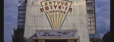 AUTHOR SUNDAY - Do you remember the decisions when you took a date to the drive-in theater?