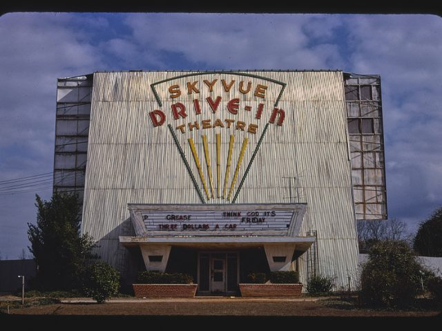 MONDAY MUSINGS: Do you remember the decisions when you took a date to the drive-in theater?