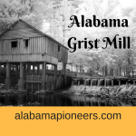 We now have six episodes on our new PODCAST — Alabama Grist Mill