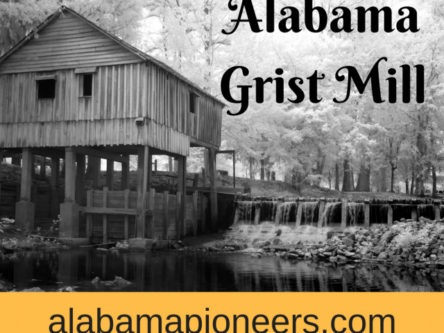 Have you heard all the episodes of our Alabama Grist Mill Podcasts?
