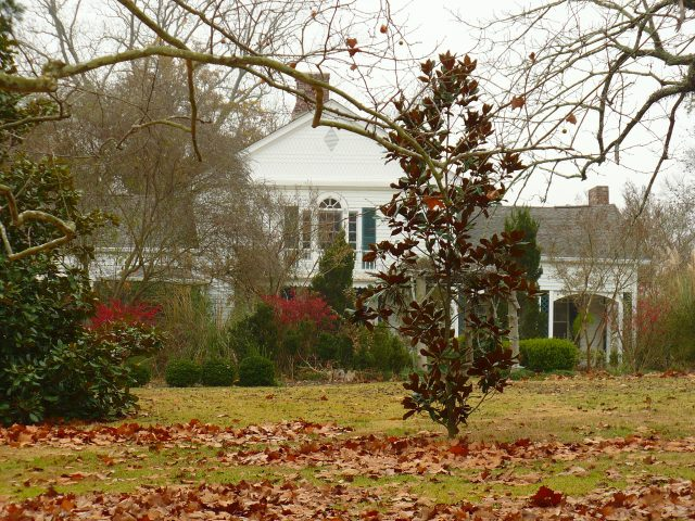 There were many historic Plantations near Faunsdale, Marengo County, Alabama