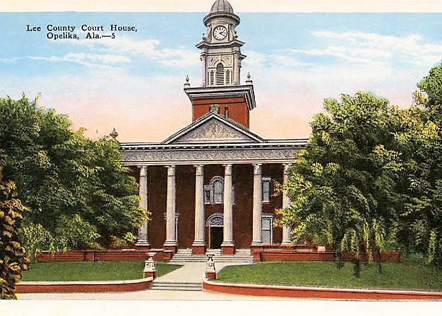 PATRON + The early days of the home county of Auburn University