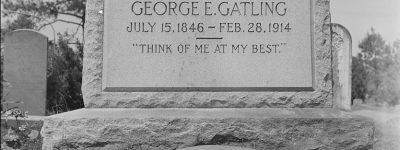 PATRON + TOMBSTONE TUESDAY: Strange epitaphs on two tombstones