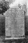 TOMBSTONE TUESDAY: Two interesting tombstones from England