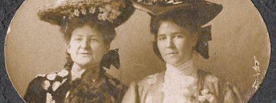 PATRON+ MONDAY MUSINGS – Society – dependent on women? Written in 1865
