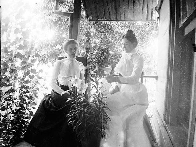 PATRON + MONDAY MUSINGS – Women in Japan were ahead of women in U. S. in 1890