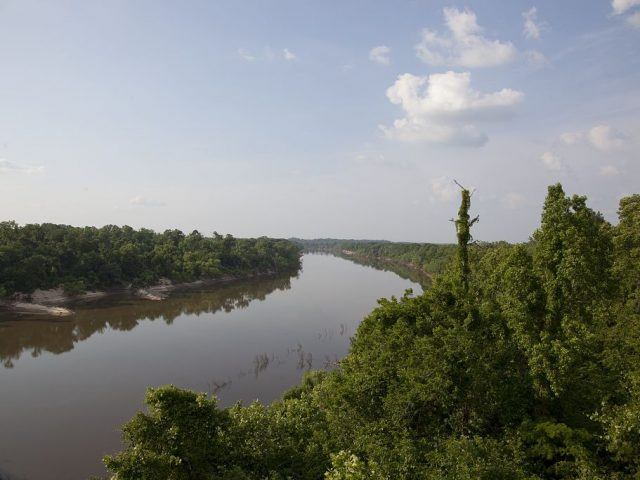 Down the Alabama River in 1814 Day two – August 12