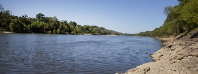Down the Alabama River in 1814 on August 14 - Day four