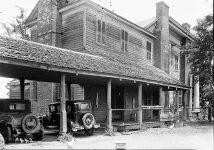 MOUNT IDA, Talladega, Alabama – home used in Birth of a Nation