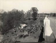 John T. Milner Bridge – dedication of bridge in 1929